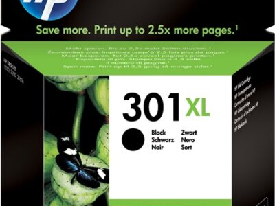 HP 301 XL CARTUCCIA ORIGINALE NERO