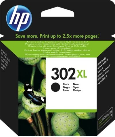 hp 302 XL cartuccia originale nero