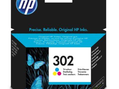 hp 302 cartuccia ORIGINALE colori