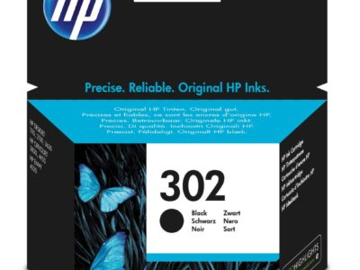 hp 302 cartuccia originale nero