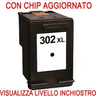 CARTUCCIA-HP-302XL-COMPATIBILE-NERO