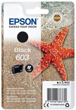 Cartuccia Epson Originale Nero (603)
