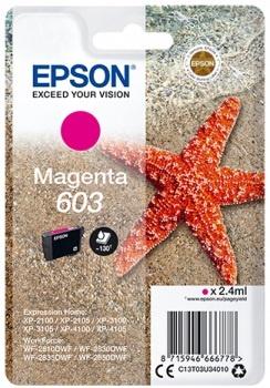 Cartuccia Epson Originale magenta (603)