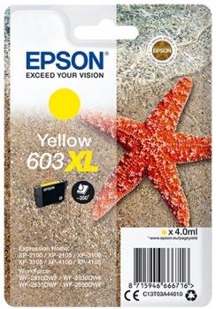 Epson 603xl Cartuccia giallo